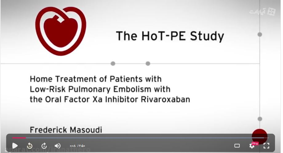 ESC TV at ACC.29 : The HoT-PE Study